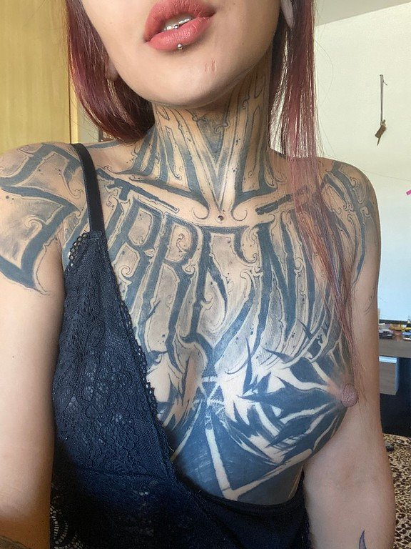 suryah incredible tattoo
