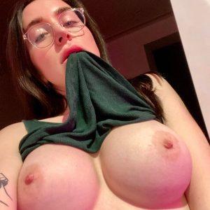 lovely fake titties