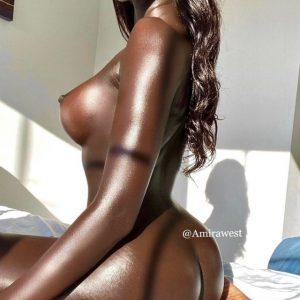 perfect chocolate body