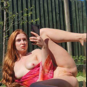 hot redhead wife